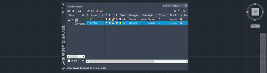 Layer Command in AutoCAD - 13