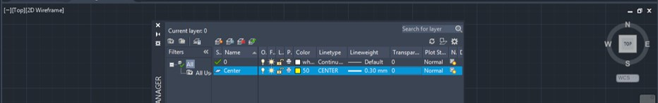 Layer Command in AutoCAD - 15