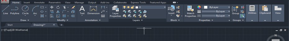Layer menu
