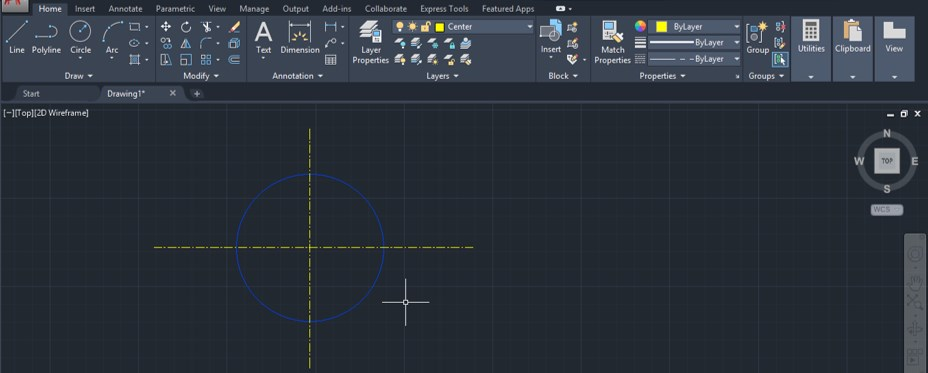 Layer Command in AutoCAD - 22g