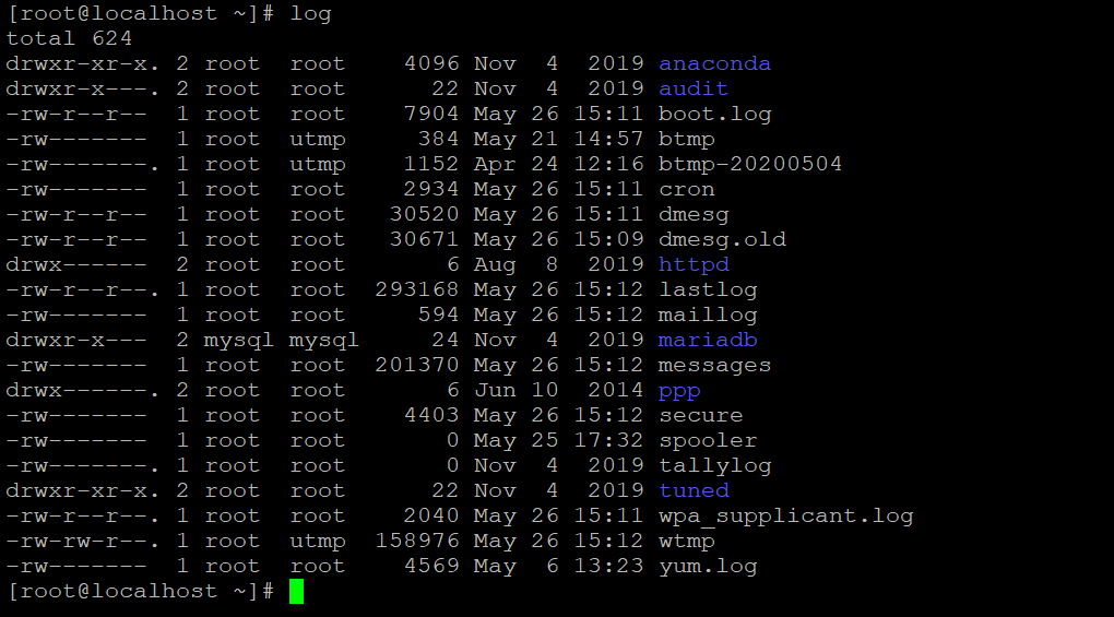 Linux Alias Command-2.3