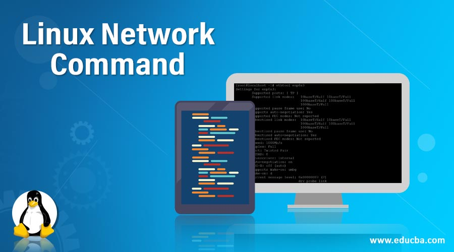 Linux Network Command