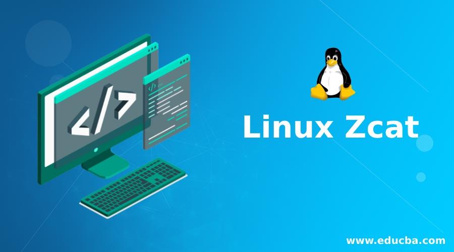 Linux Zcat