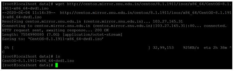 Linux wget 5