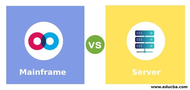 Mainframe vs Server