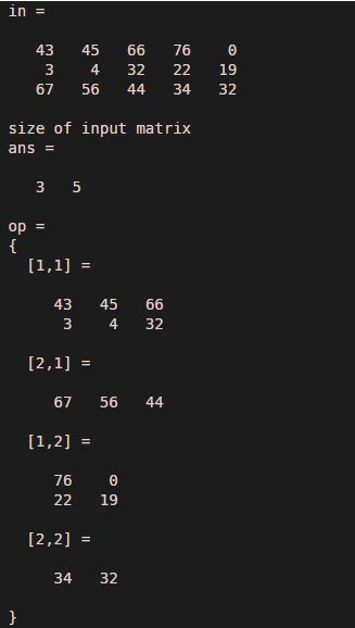 addition of rows and columns