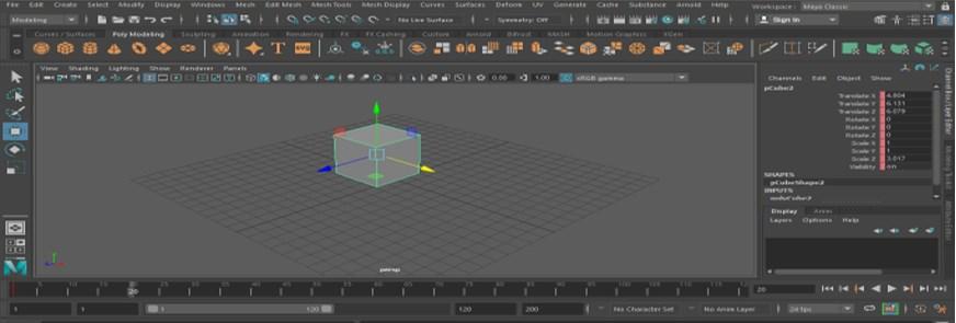 Maya 3D Animation - 13