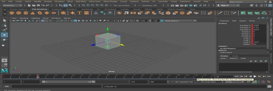 Maya 3D Animation - 15