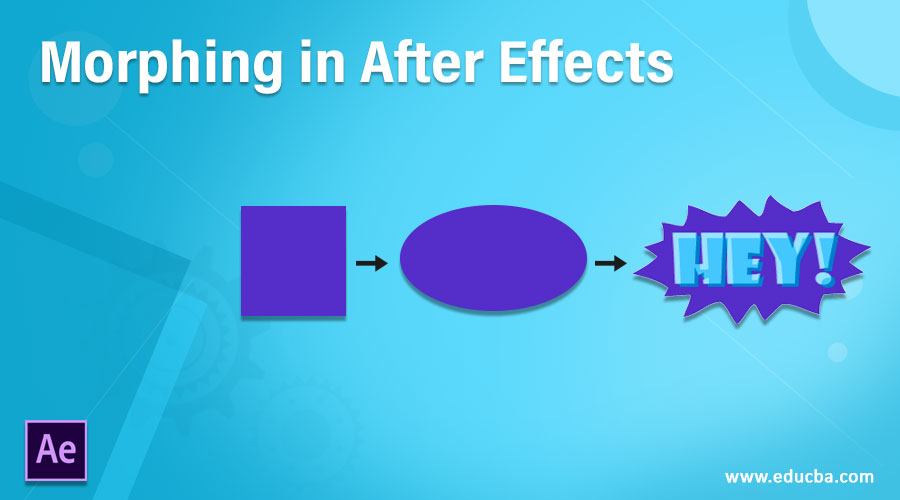 Morphing in After Effects