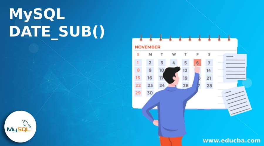 MySQL DATE_SUB()