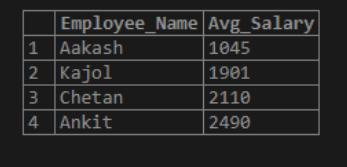 MySQL TRUNCATE()-2.7