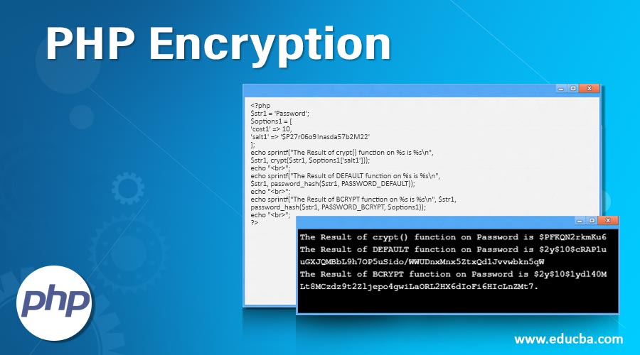 PHP Encryption