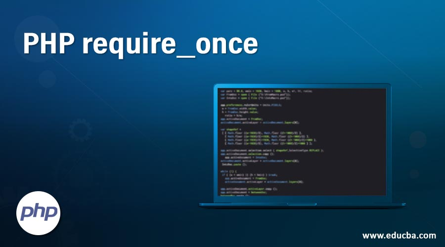 PHP require_once