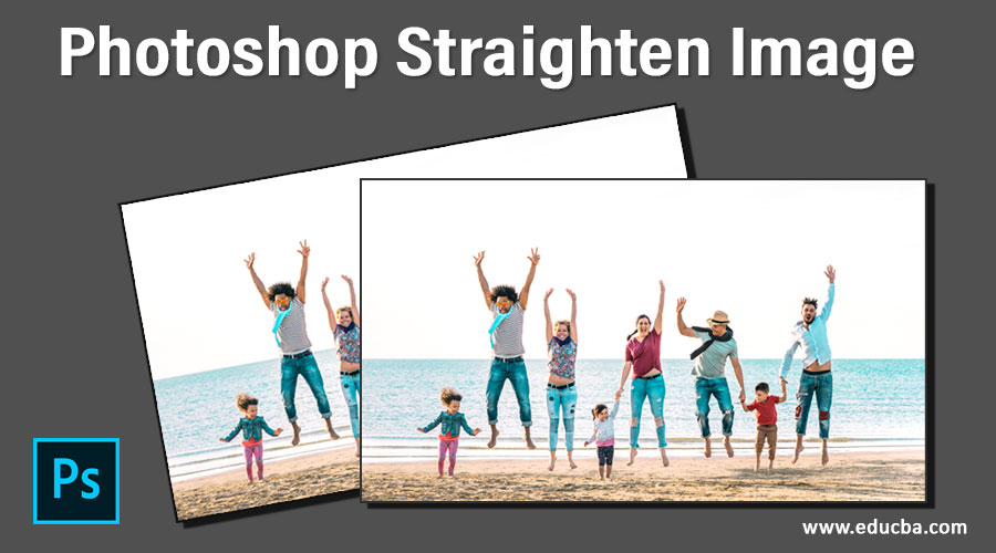 Photoshop Straighten Image
