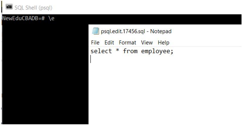 PostgreSQL Commands 17