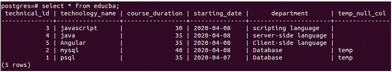 PostgreSQL Vacuum-1.4