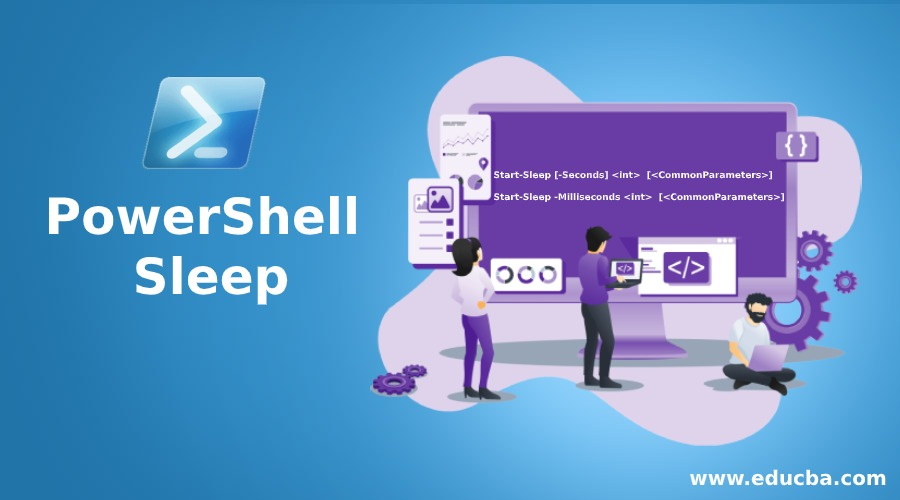 PowerShell Sleep