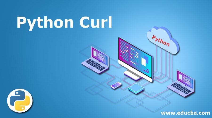 Python Curl