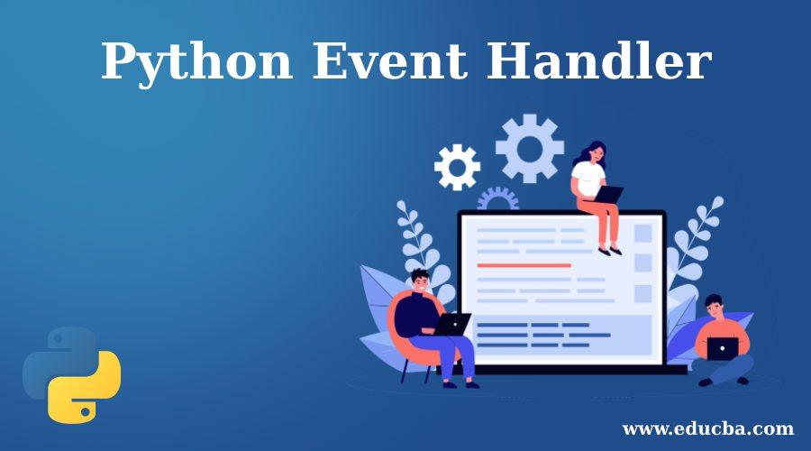 Python Event Handler
