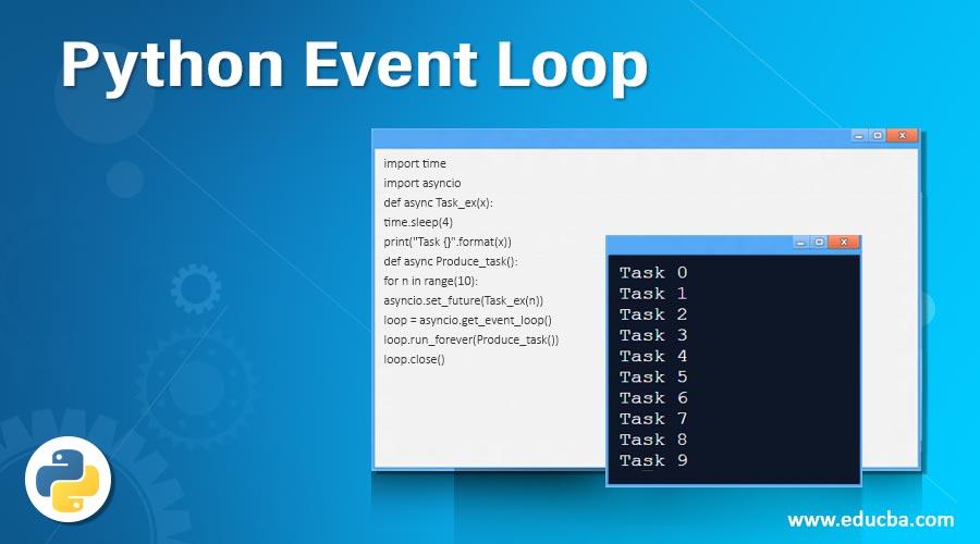 PythonEvent Loop