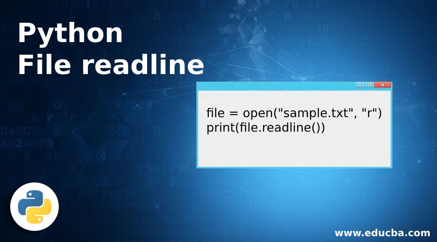 Python File readline