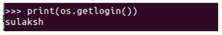 Python OS Module 4