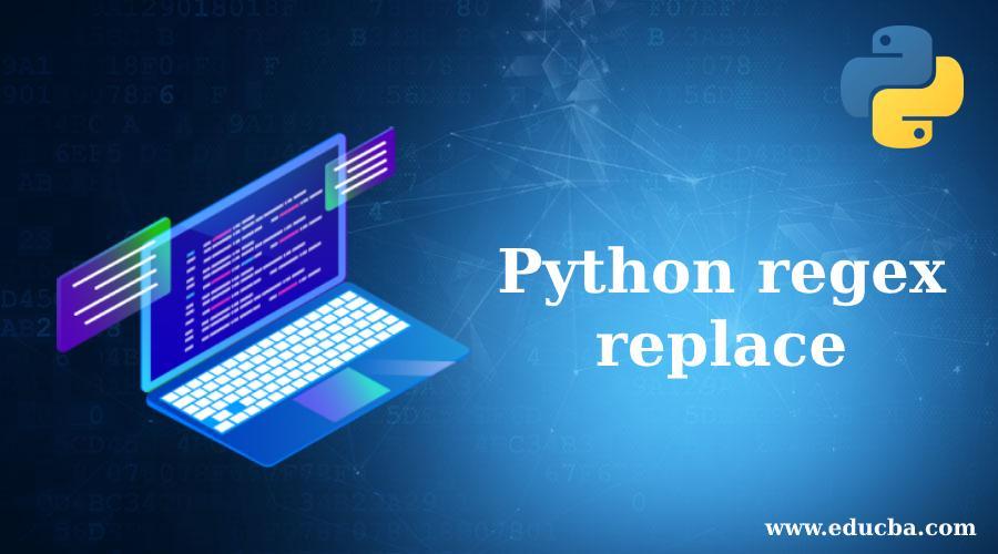 Python regex replace