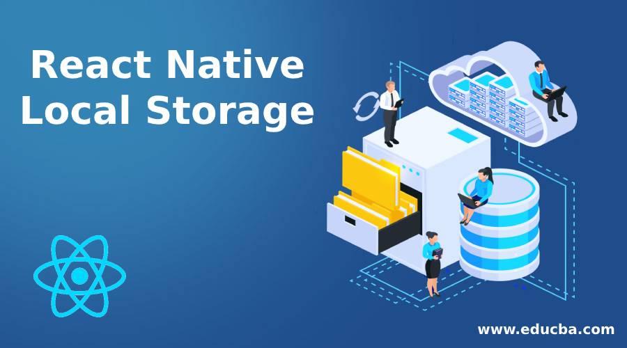 React Native Local Storage