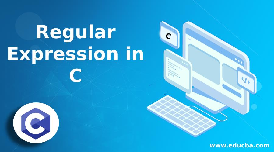 Regular Expression in C