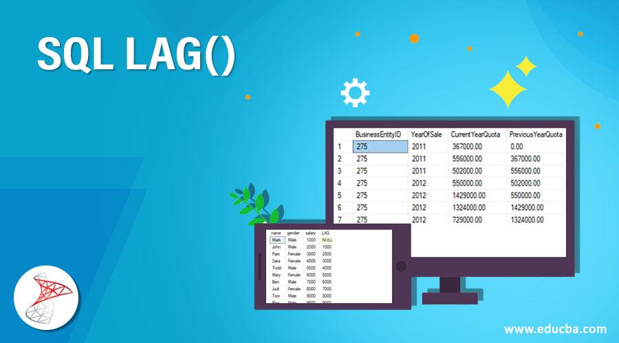 SQL LAG()
