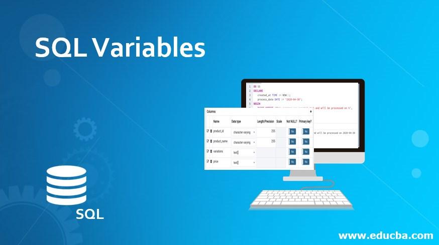 SQL Variables