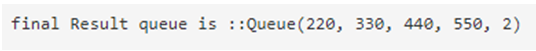 Scala Queue-1.2
