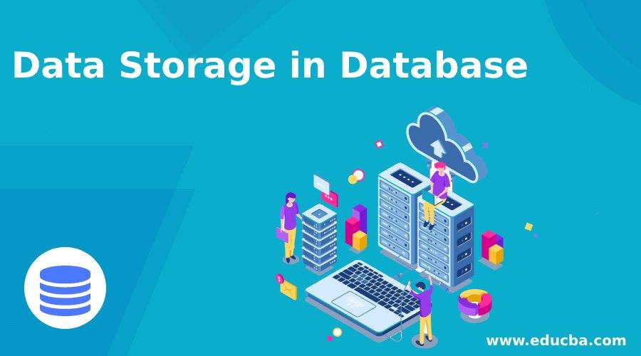 Data Storage in Database