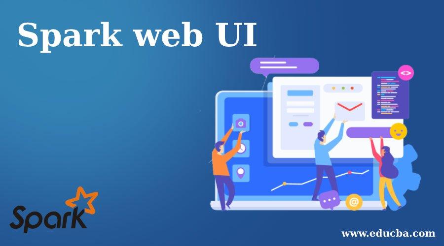 Spark web UI