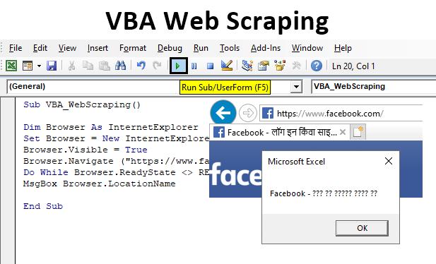VBA Web Scraping