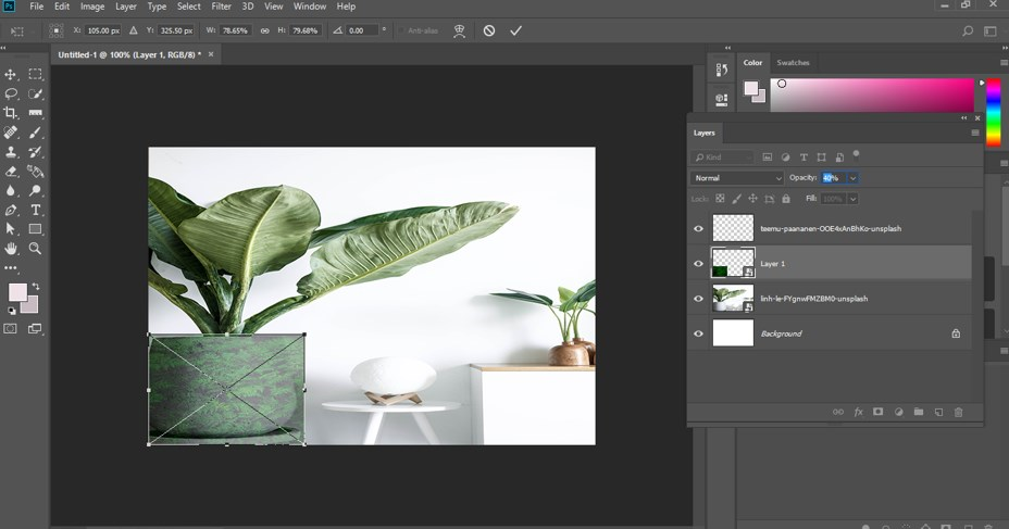 Warp Image Photoshop - 12