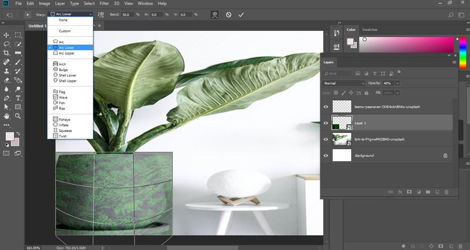 Warp Image Photoshop - 15