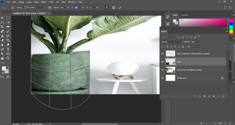 Warp Image Photoshop - 17