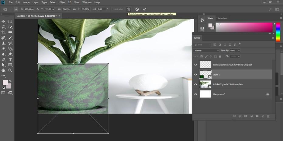 Warp Image Photoshop - 19