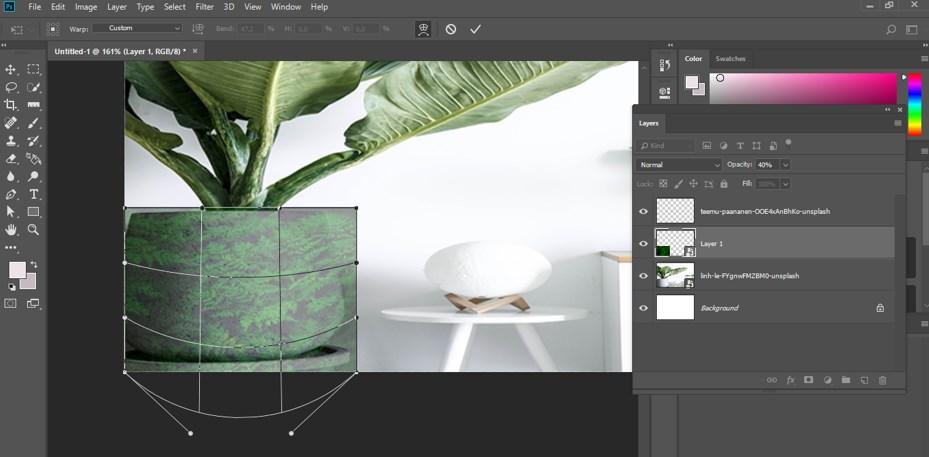 Warp Image Photoshop - 21