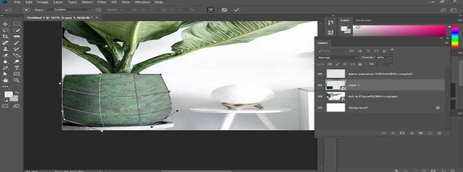 Warp Image Photoshop - 22