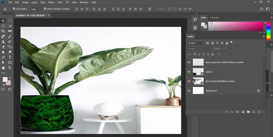 Warp Image Photoshop - 25