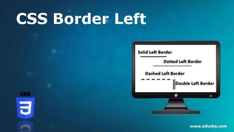 css border left