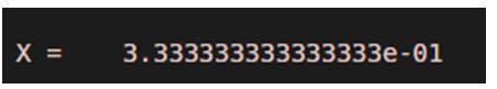 format long Matlab 1