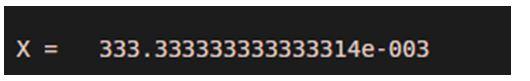 format long Matlab 2