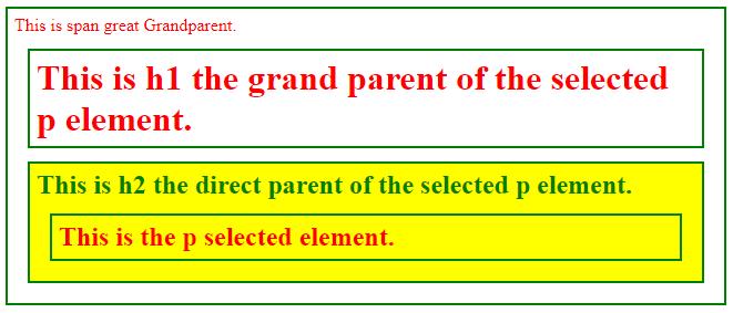 jQuery Parent-1.2