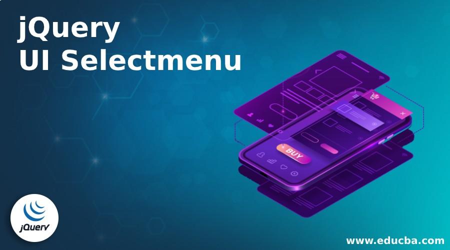 jQuery UI Selectmenu