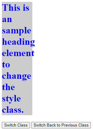 jQuery switchClass()-2.1