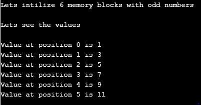 malloc() in C++1