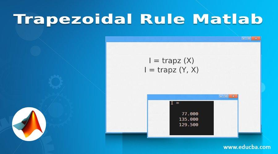 Trapezoidal Rule Matlab